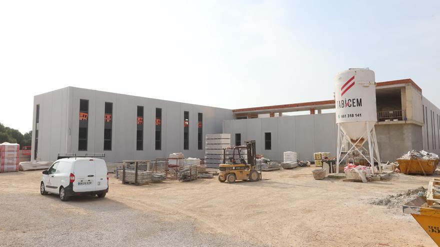 El Centro de Emergencias de Orihuela Costa estará terminado antes del verano