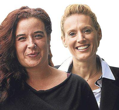 Clara Puigventós i Gemma Torregrosa