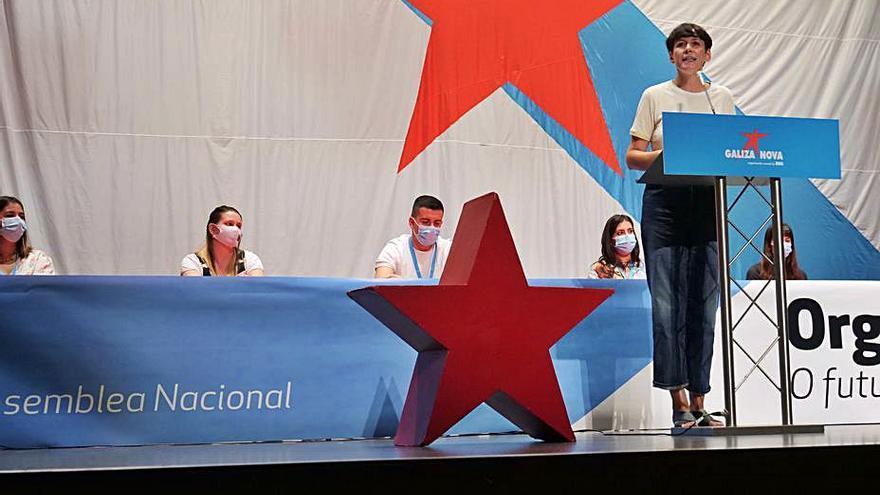 """Pontón anima a la juventud a ser el """"motor del cambio en Galicia"""""""