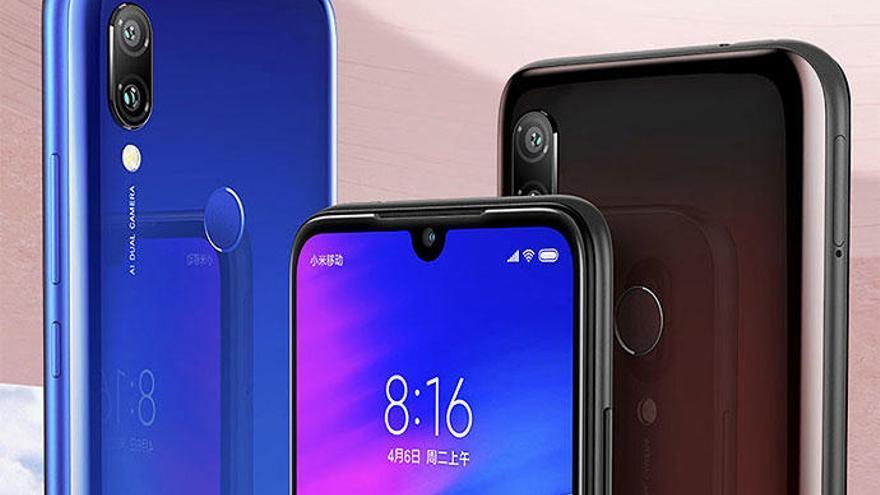 Redmi 7, la nueva gran apuesta de Xiaomi para reinar en la gama baja