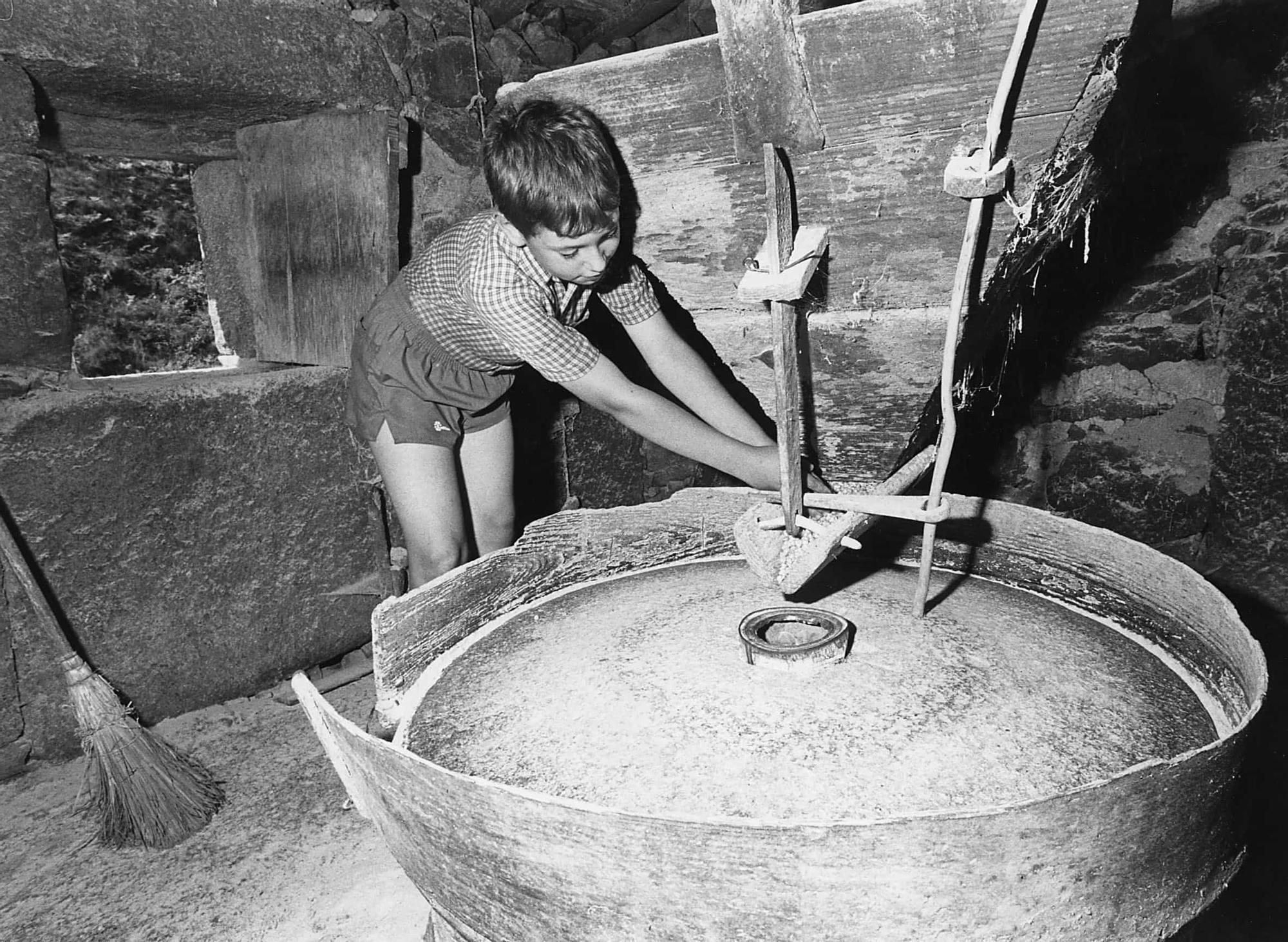 De 'cesteiros' a 'carrexadoras': el otro Vigo perdido