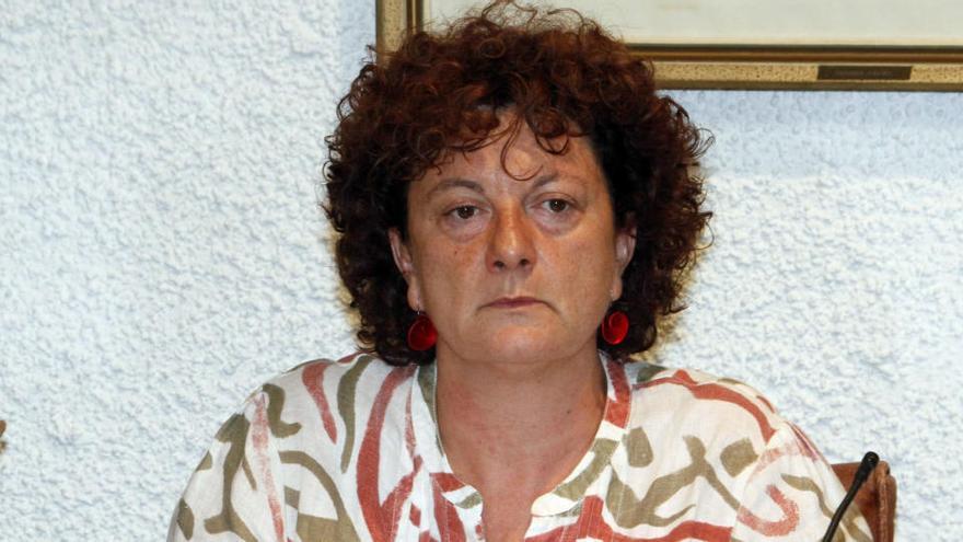 Mor Pilar Mundet, exalcaldessa de Tossa