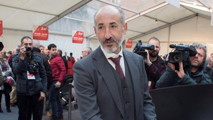 Aitor Elizegi, nuevo presidente del Athletic Club