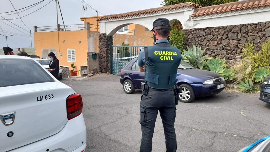 Cuarto registro domiciliario en casa de Tomás Gimeno