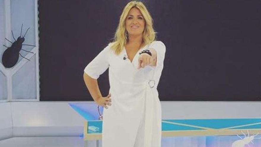 Carlota Corredera responde a las críticas por no cumplir la cuarentena