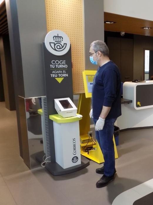Modificacions en el servei de Correus a causa del coronavirus