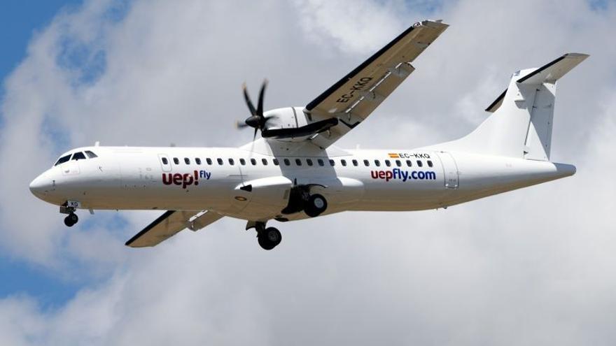 Neue Airline Uep Fly fliegt bald zwischen Mallorca und den Nachbarinseln