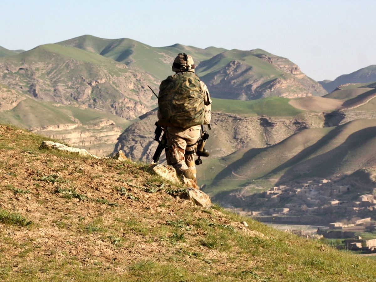 Brilat: el regreso de Afganistán