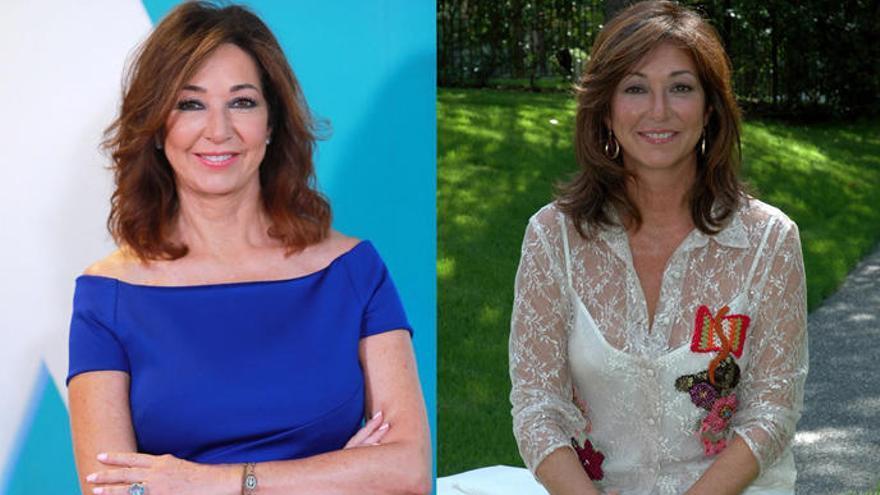 El cambio de Ana Rosa.