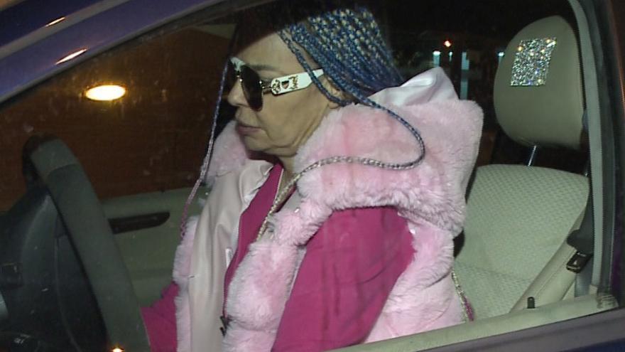Leticia Sabater acude al cuartel de la Guardia Civil tras la fiesta ilegal en su chalé