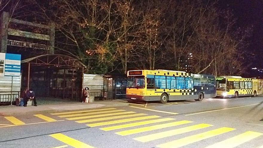 Y en la vieja estación de buses, se hizo la luz