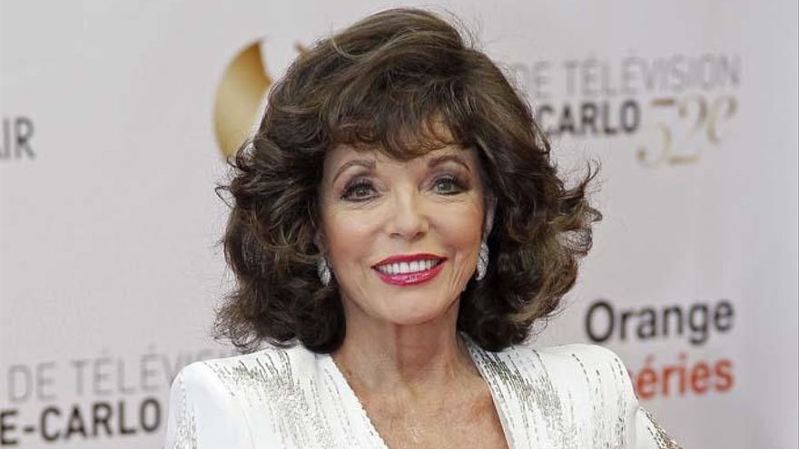 Joan Collins se une al reparto de 'American Horror Story'