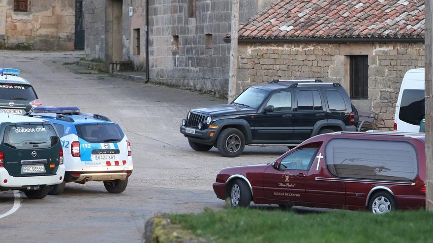 La Guardia Civil encuentra muerto en su casa al supuesto autor del asesinato de un anciano en Villanueva de Henares (Palencia)