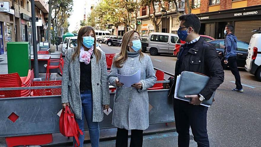 El PP de Zamora pide que las terrazas puedan tener cerramientos y colocar estufas