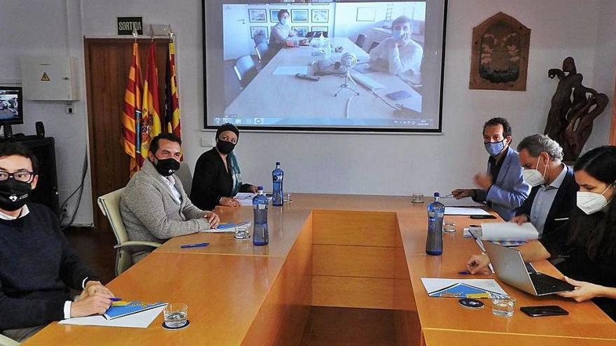 Formentera podría soportar 3.849 fondeos simultáneos