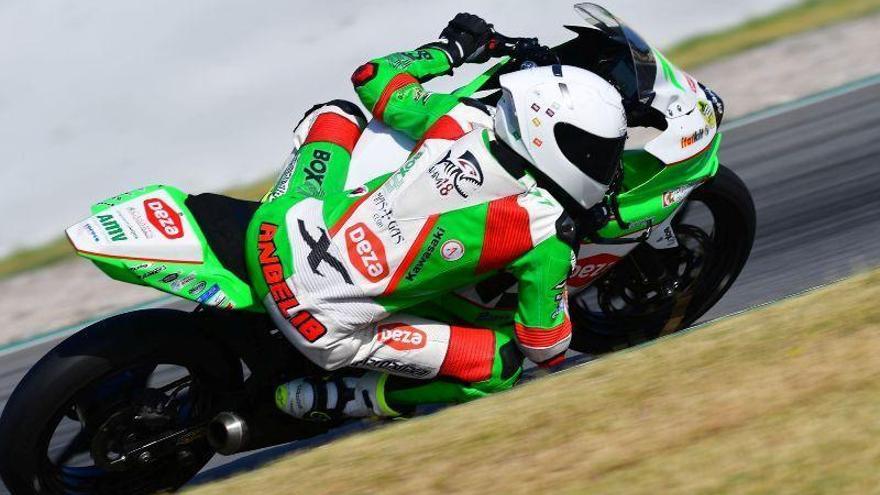 El DEZA Ismabón Racing Team vuelve al Mundial de superbikes