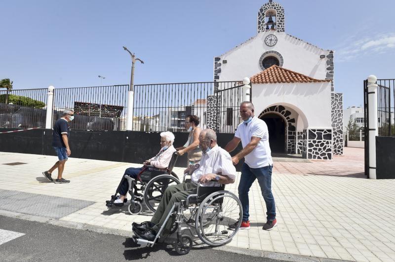 Nuestra Señora del Pino, en Arinaga