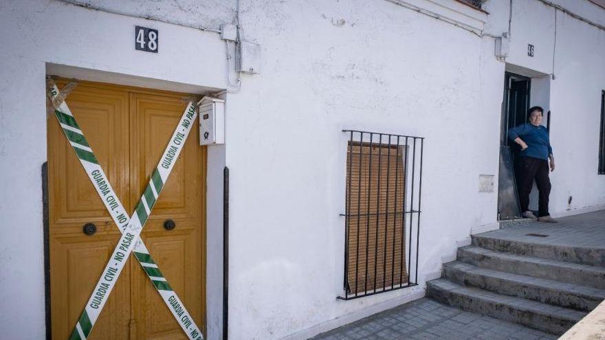 Crimen en Los Santos de Maimona