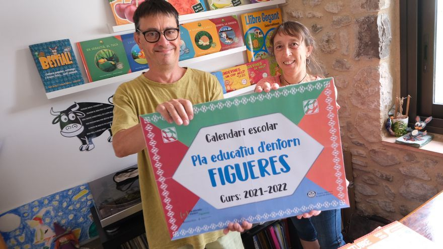 El Calendari,  de les escoles  de Figueres, com  a eina educativa