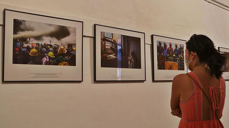 El Visa Pour l'Image dona protagonisme als conflictes bèl·lics i als refugiats
