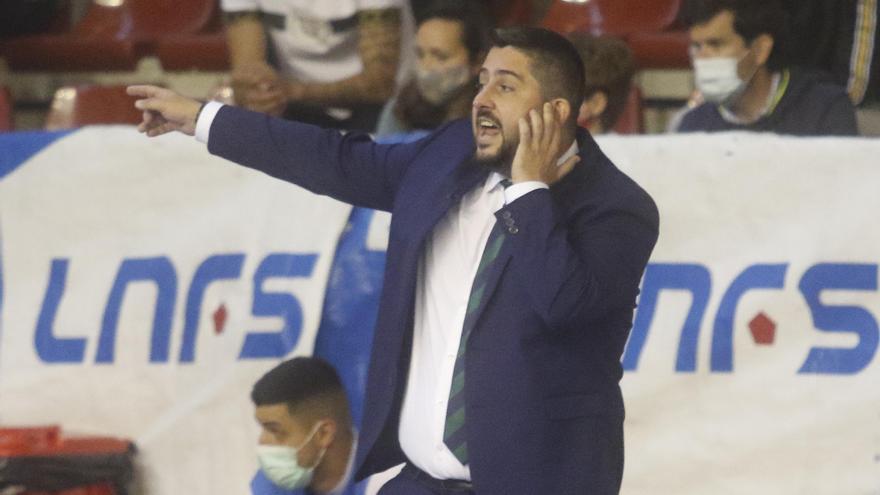 """Josan González: """"Nos faltó algo de contundencia en las dos áreas"""""""
