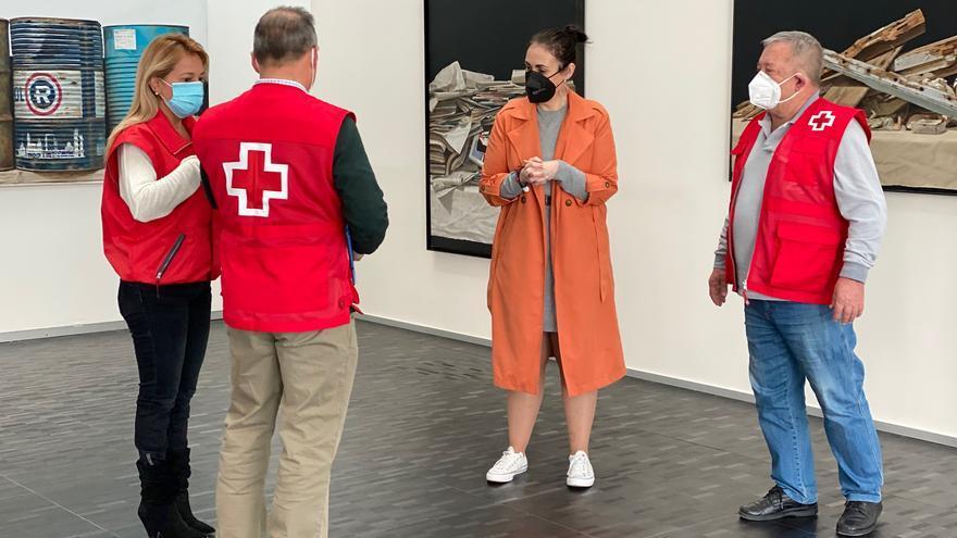 Torre Pacheco y Cruz Roja se alían para ayudar a los más vulnerables