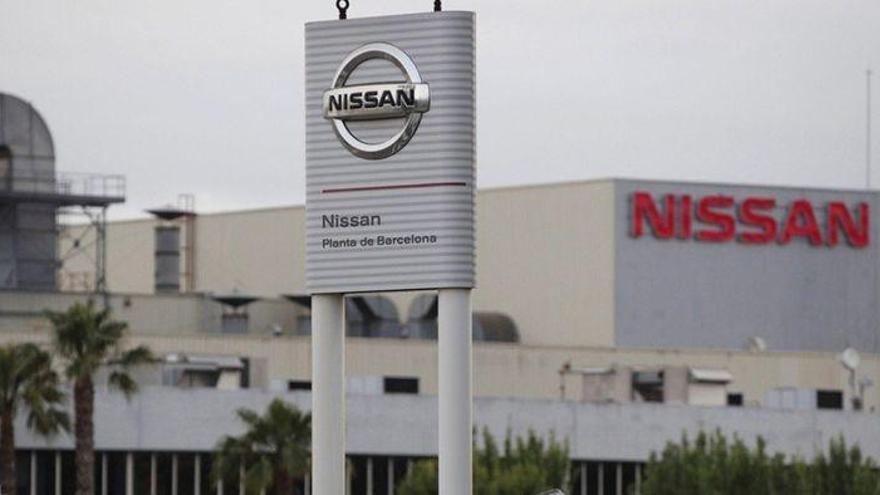 Els treballadors del servei de restauració a Nissan inicien una vaga indefinida