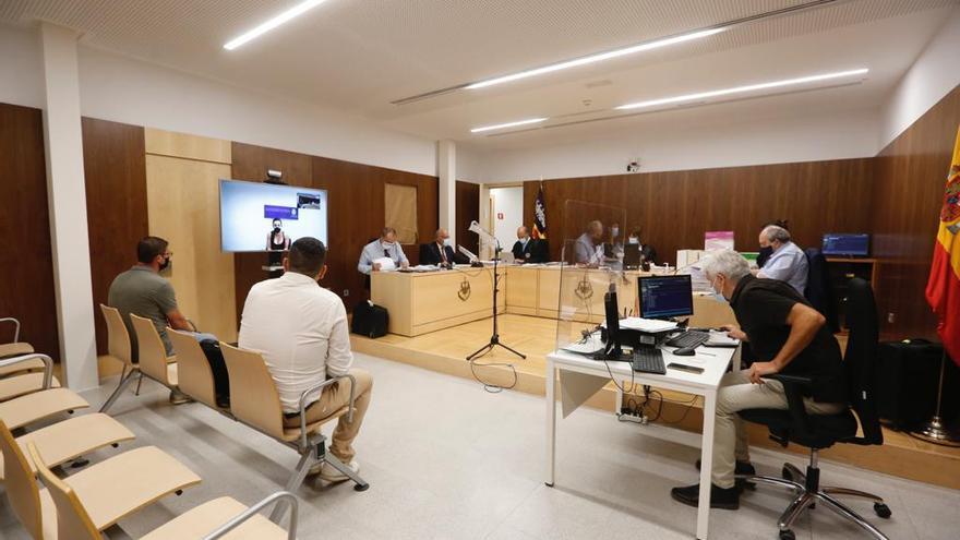 Segunda jornada en Ibiza del juicio por el robo millonario a Matutes: declaran los agentes que participaron en la investigación