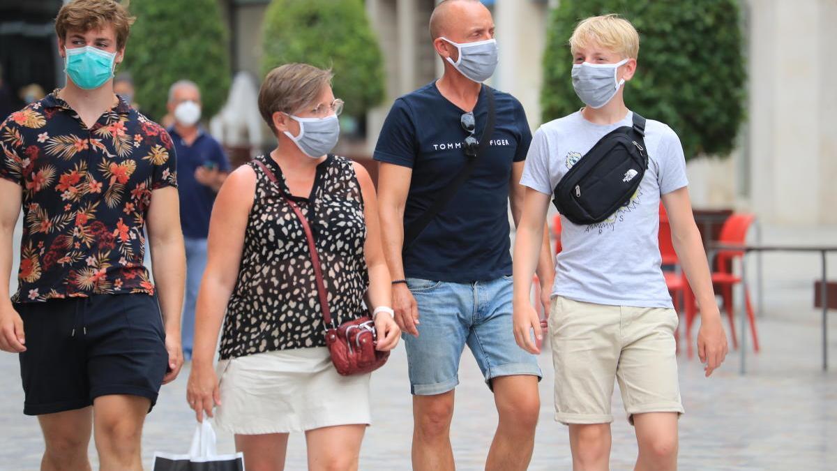 El uso de la mascarilla será obligatorio en la Región aunque se pueda respetar la distancia