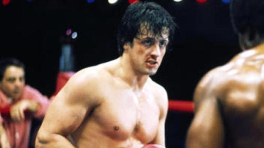 Stallone vuelve a subir al ring de 'Rocky' para un documental