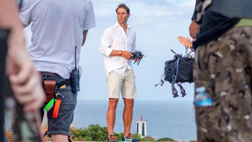 Rafael Nadal wird zum Gesicht der neuen Mallorca-Kampagne