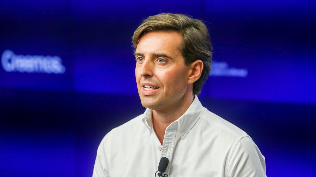 El portavoz del PP, Pablo Montesinos.