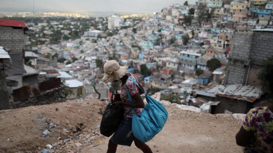 Directius d'Oxfam van organitzar orgies amb prostitutes a Haití