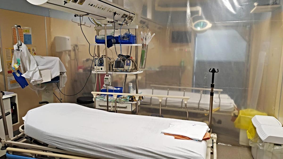L'Hospital de Figueres rep finançament de la Fundació 'la Caixa' per obres d'adaptació