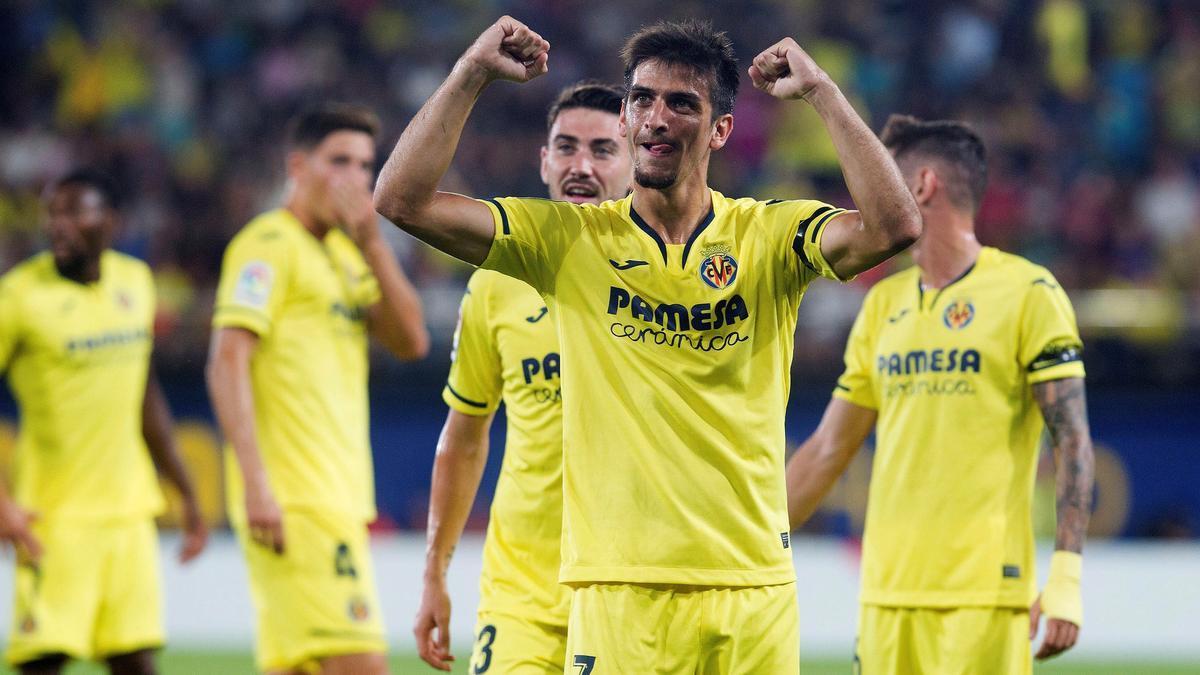 Gerard Moreno ha hecho historia en el Villarreal.