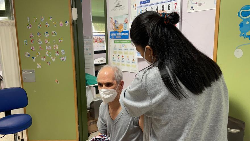 La C. Valenciana alcanzará el millón de vacunas la próxima semana