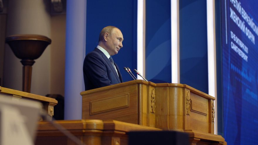 Putin no asistirá a la cumbre del clima en Glasgow