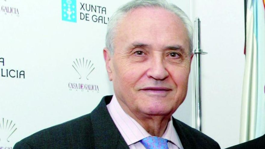 Fallece por coronavirus José Ramón Ónega, delegado de la Casa de Galicia en Madrid