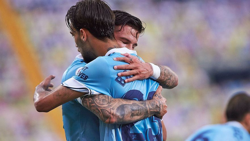 "El Celta se ""independiza"" de Aspas"