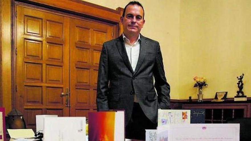 """ENTREVISTA   Francisco Requejo: """"Llevar Internet a la zona occidental de Zamora es nuestra prioridad"""""""