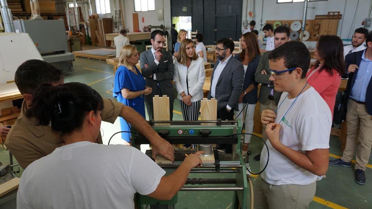 La Escuela de la Madera abre el plazo de inscripción