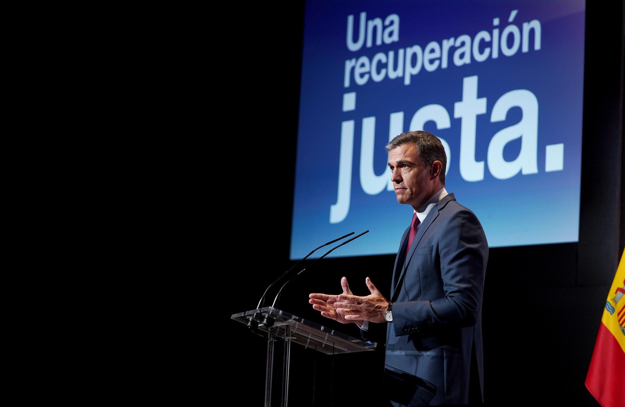 Pedro Sánchez inaugura el curso político en la Casa de América