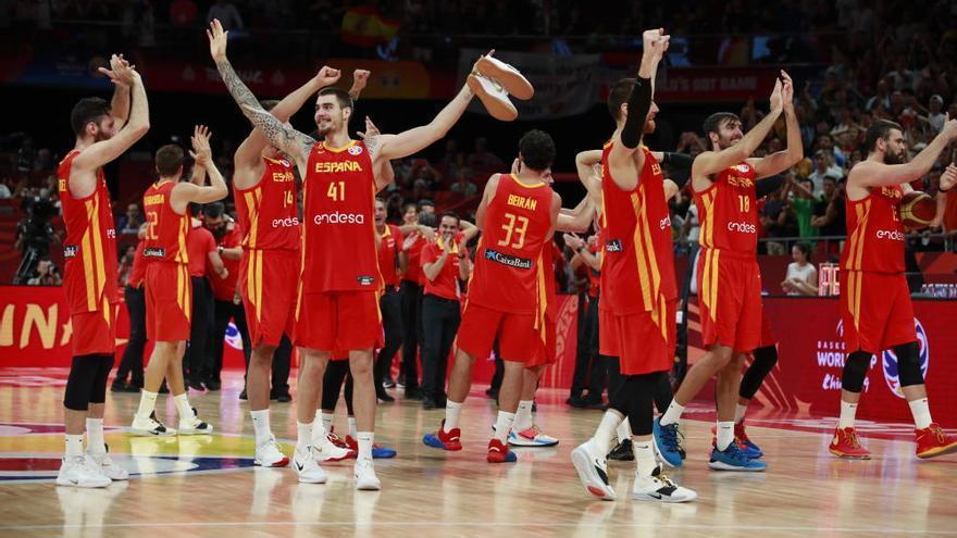 España, campeona del mundo tras barrer a Argentina