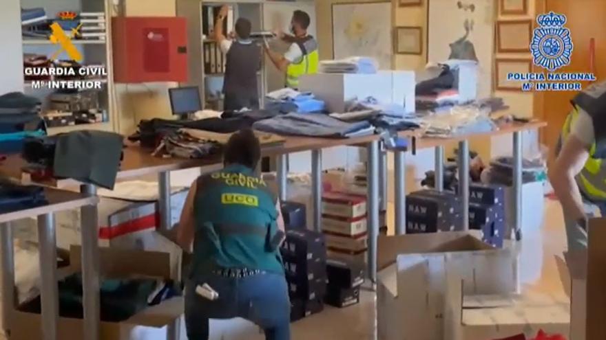 Un exhostelero, conocido por sus cachopos, presunto miembro de la red de tráfico de cocaína más activa del país que distribuía en Ibiza