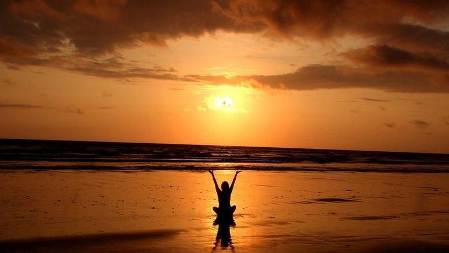 El momento de encontrar la paz interior