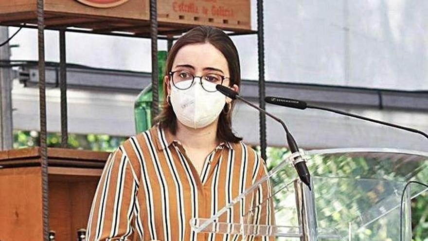 """Ariadna Silva presenta """"Cartografía do esquecemento"""" en el Festival de Cans"""