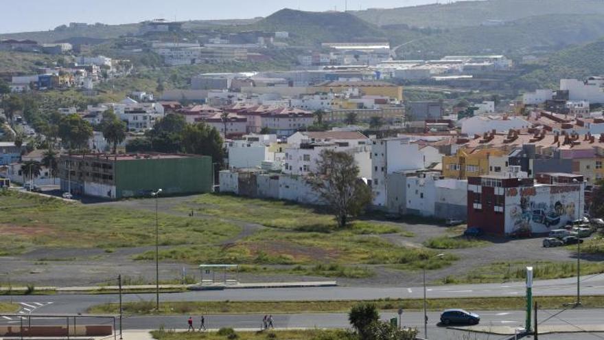 Una inmobiliaria desarrollará una urbanización en el pueblo de Jinámar