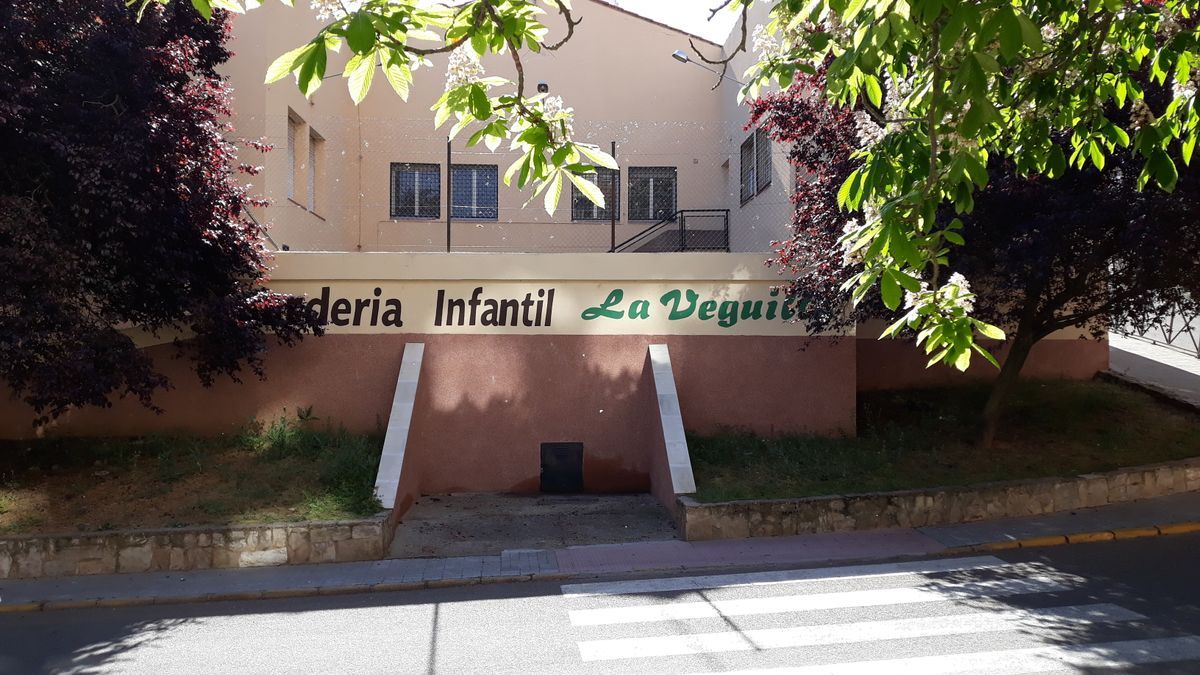 Guardería Infantil La Veguilla en Benavente. / E. P.