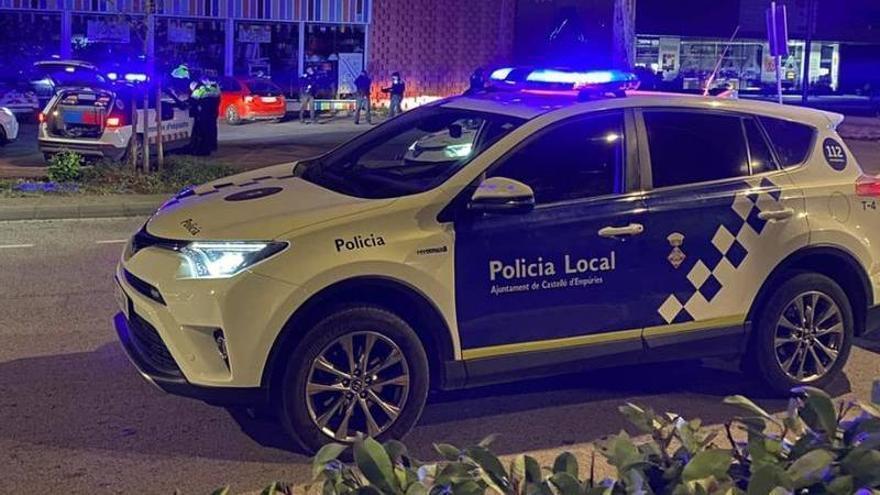 La Policia Local de Castelló denuncia nou conductors beguts la nit de dissabte