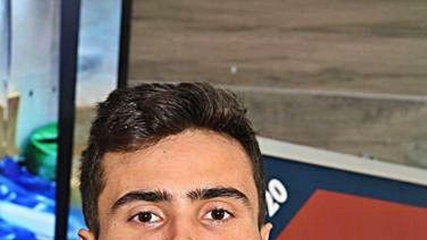 Pablo Ferreiro causa baja en el Leyma Coruña